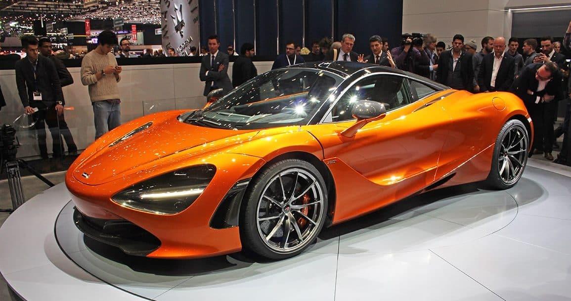 McLaren 720S lansat la Geneva