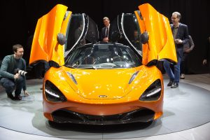 McLaren 720S premiera la Geneva