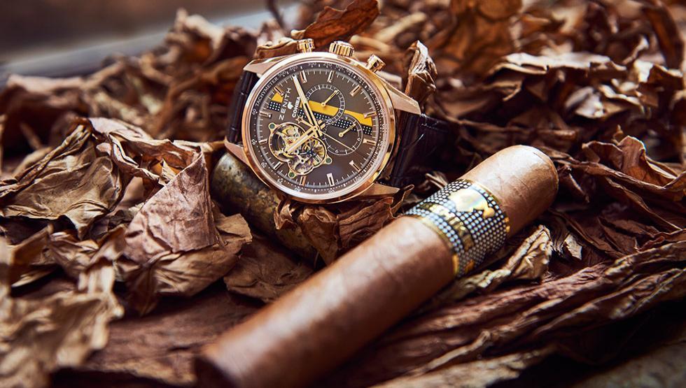 zenith 5 modele unice de ceasuri de lux