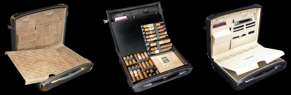 Henk- cea mai scumpa valiza din lume
