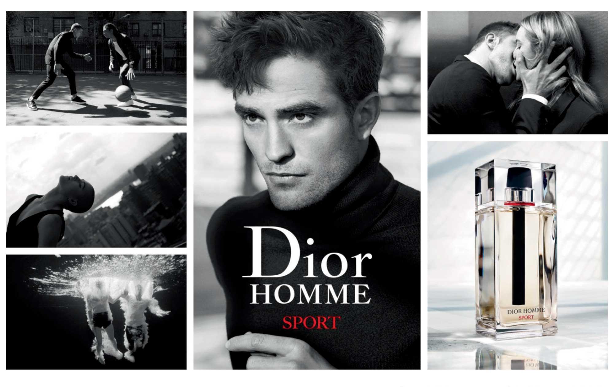 Noua versiune Dior Homme Sport