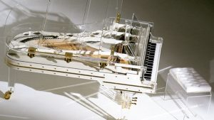 Crystal Piano, Heintzman