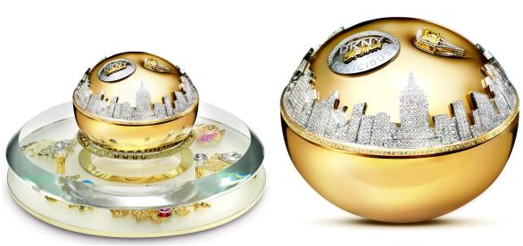 DKNY Golden Delicious- cel mai scump parfum din lume