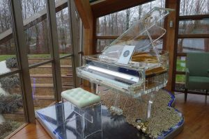 Pianul din cristaln- Heintzman