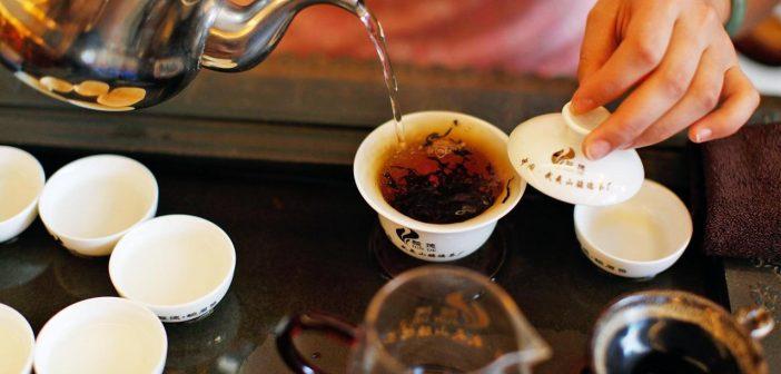 Da Hong Pao- cel mai scump ceai din lume